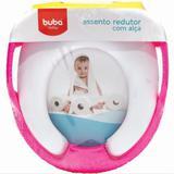 Redutor De Assento Sanitário Infantil MeninA rosa Buba 8970