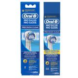 Refil Escova Elétrica Oral-B Precision Clean Leve 6 Pague 4 - Oral b