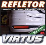 Refletor Virtus MSI e Confortline Dupla Face 3M - Mrmagoo