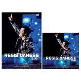 Regis Danese 10 anos - KIT (CD + DVD) - GANHE Caderno Você Adora Autografado - Som livre