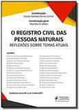 Registro civil das pessoas naturais, o - juspodivm - Editora juspodivm lv