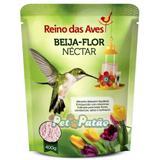 Reino das aves nectar beija-flor 400g ( refil ) - un