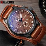 Relógio curren importado modelo 8225