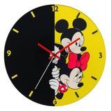 Relógio de Parede Disney Mickey Fun 30cm