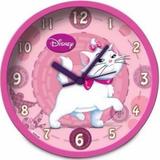 Relógio de Parede Infantil Gatinha Marie - Gedex