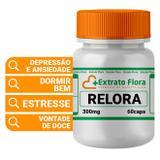 Relora 300mg 60 Cápsulas - Extrato flora