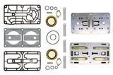 "Reparo válvula de lâminas compressor ""lk-4951 86mm knorr - Karfac"
