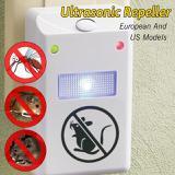 Repelente Eletrônico Ultrassônico Espanta Ratos E Insetos - Importada