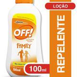 Repelente em Loção Off com Aloe Vera 100 ml - Autan