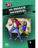 Resgate Impossível, Um: Livro dois - Atica (paradidaticos) - grupo somos