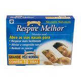Respire melhor pele normal grande - 10 unidades - Gsk otc