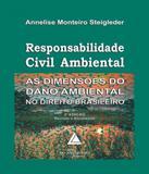 Responsabilidade Civil Ambiental - 03 Ed - Livraria do advogado