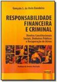 Responsabilidade financeira e criminal - direitos - Jurua