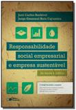 Responsabilidade social empresarial e empresa sust - Saraiva