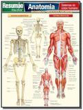 Resumao escolar anatomia: sistemas do corpo humano - Barros fischer  associados