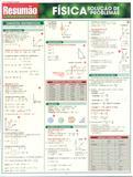 Resumão - Física - Solução de Problemas - Barros fischer  associados