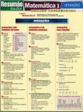 Resumão - Matemática 1 - Operações - Barros fischer  associados