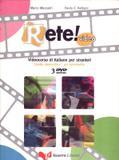 Rete! videocorso di italiano 3 dvd/ntsc - Guerra edizioni
