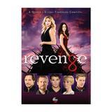 Revenge  4ª Temporada Completa -  DVD - Abc studios