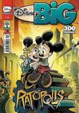 Revista Hq Gibi - Disney Big Ratópolis N 45 - Quadrinhos - Disney comics