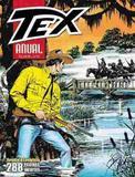 Revista Hq Gibi - Tex Anual 18 - A Ponte Do Destino - Mythos