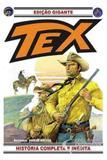 Revista Hq Gibi - Tex Gigante - 31 - Capitão Jack - Mythos
