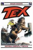 Revista Hq Gibi - Tex Gigante 32 - O Magnífico Fora Da Lei - Mythos