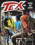 Revista Hq Gibi - Tex Mensal 577 - Justiça Sem Castigo - Mythos