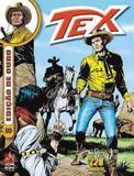Revista Hq Gibi - Tex Ouro 89 - A Dádiva De Manitu - Mythos
