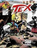 Revista Hq Gibi - Tex Platinum 07 - O Trem Blindado - Mythos