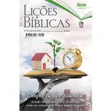 Revista Lições Bíblicas Aluno Grande 3º trimestre 2019 - Cpad