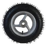 roda aro 8 de aluminio carrinho carga em geral 3.25-8 usinna
