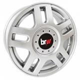 Roda Brw 580 Passat Vr6  Aro 15x6  4x100  Jogo