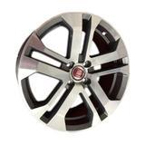 Roda KR R73 Fiat Toro aro 15x6 4x98 gd jogo