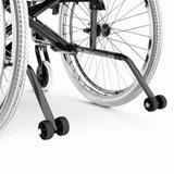 Rodas Anti Tombo para Cadeiras de Rodas Ortobras Manuais - Par