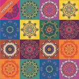 Rolo Adesivo Mandalas - Clickfik