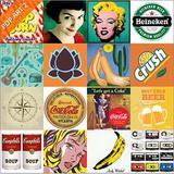 Rolo Adesivo Pop Art 2 - Clickfik