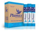 Rolo de lençol hospitalar 100 celulose plumax 70x50 cm - com 10 uni