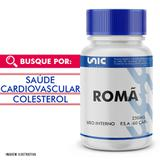 Romã 250mg 60 caps - Unicpharma