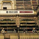 Rosa De Saron - O Agora e o Eterno - CD - Som livre