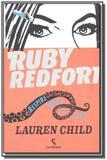 Ruby redfort: respire pela ultima vez - Moderna - paradidatico
