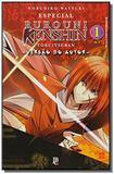 Rurouni kenshin - vols. 1 e 2 - Jbc