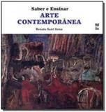 Saber e ensinar arte contemporanea - Panda books