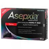 Sabonete Facial Asepxia Detox Antiacne 80g