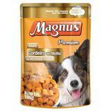 Sache Magnus Cordeiro ao Molho para Cães Adultos 85 g - Magnus, adimax pet