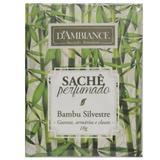 Sachê Perfumador para Gavetas Dambiance Bambu Silvestre 10g