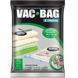 Saco A Vácuo Protetor e Organizador - VAC BAG 80 X 100 - Extra-Grande - Ordene