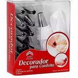 Saco Decorador Confeiteiro Bolos Profissional 12 Bicos Inox - Decoreplace