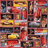 Saco P/Presente Carros Disney 57X38Cm C/40 Un. - Cromus
