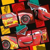 Saco P/Presente Carros Mcqueen Disney 89X120Cm C/25 - Cromus